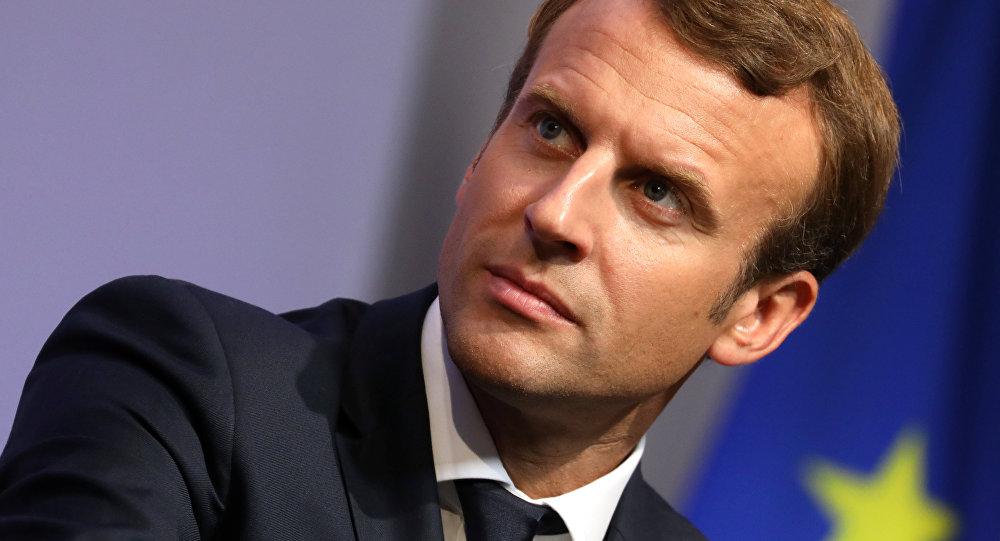 Около 40 000 французов протестовали против трудовой реформы Макрона