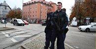 Полиция в Баварии, архивное фото