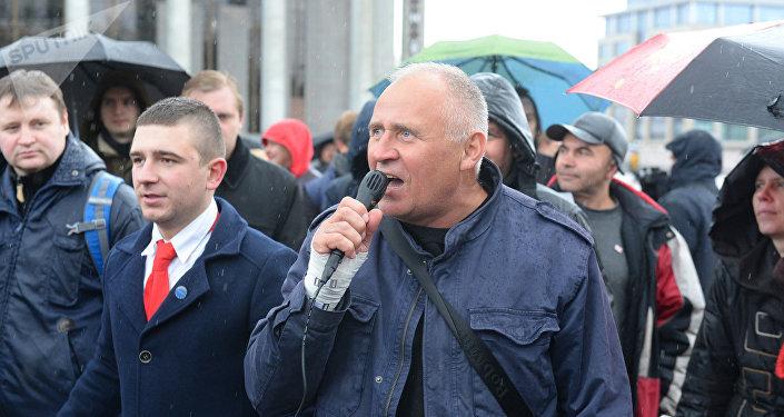 ВМИДе предупредили о вероятных акциях протеста вМинске