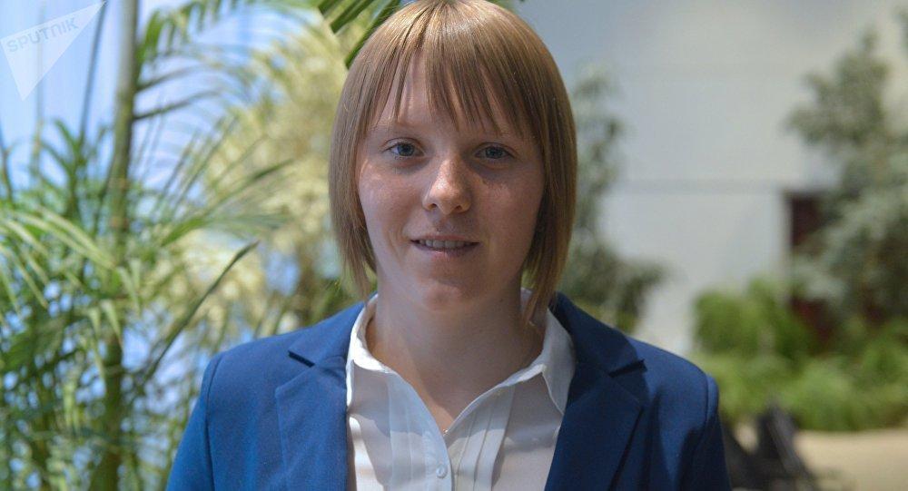 Белорусская биатлонистка Блашко получила украинский паспорт