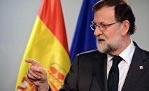 Премьер-министр Испании Мариано Рахой Брей