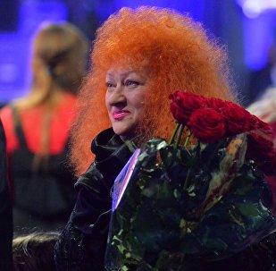 Поклонницы Филиппа Киркорова приходили с цветами