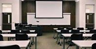 Школьный класс, архивное фото