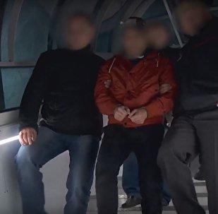 В Беларусь экстрадирован нелегальный бизнесмен-застройщик, видео