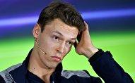 Россиянин Даниил Квят из Toro Rosso