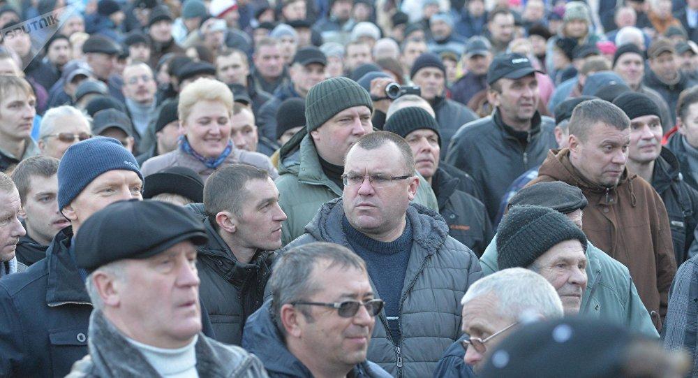 В Беларуссии будет введен уведомительный порядок проведения массовых мероприятий