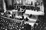 Подписание устава ООН 26 июня 1945 года в Сан-Франциско (США)
