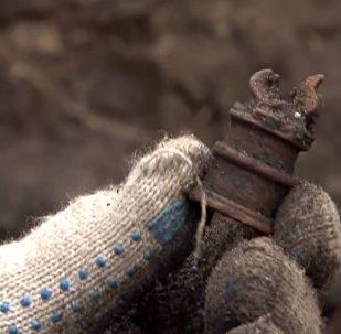 На раскопках у Гродна знайшлі шахматную ладдзю XIV стагоддзя