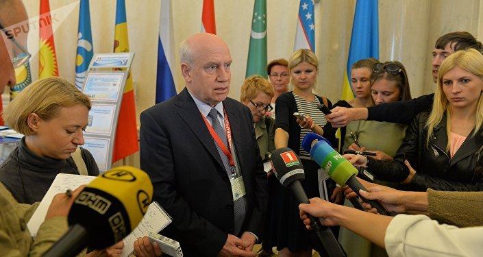 На совещании Совета глав СНГ обсудили торгово-экономические вопросы