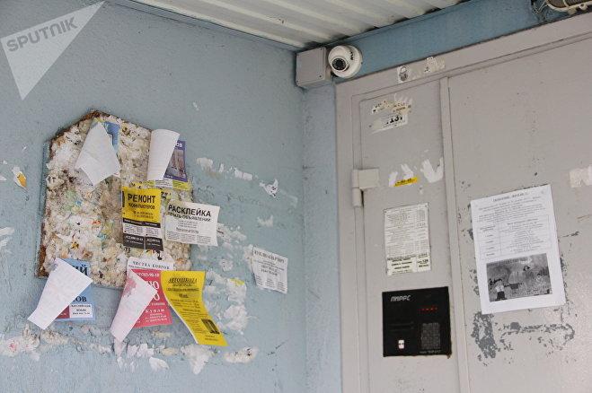 Домофоны в подъезде починили, но осадок у жильцов остался