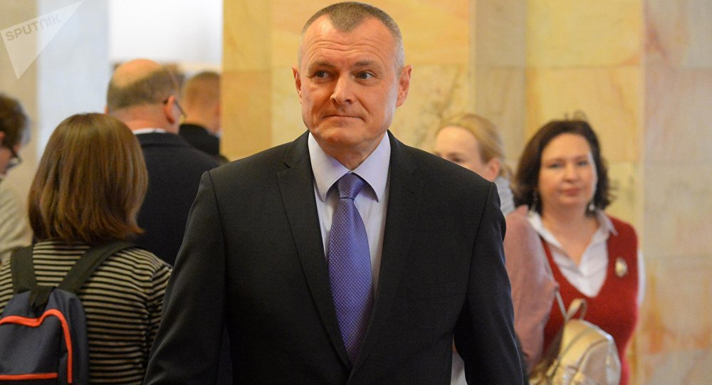 Шуневич: закон «Омассовых мероприятиях» ожидает либерализация