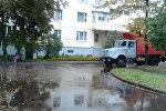 В Витебске под колесами мусоровоза погиб пенсионер, СК ищет свидетелей