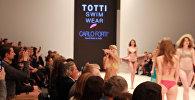 Танцы і мадэлі plus-size: што паказала Італія на Тыдні моды