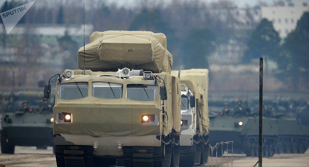 Беларусь получит очередной русский зенитный комплекс «Тор-М2»
