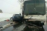 Смертельная авария в Минском районе