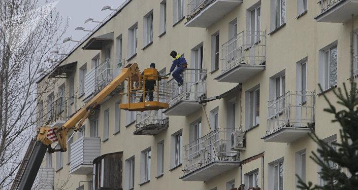 В Белоруссии вкапремонт домов снова включат тепловую модификацию