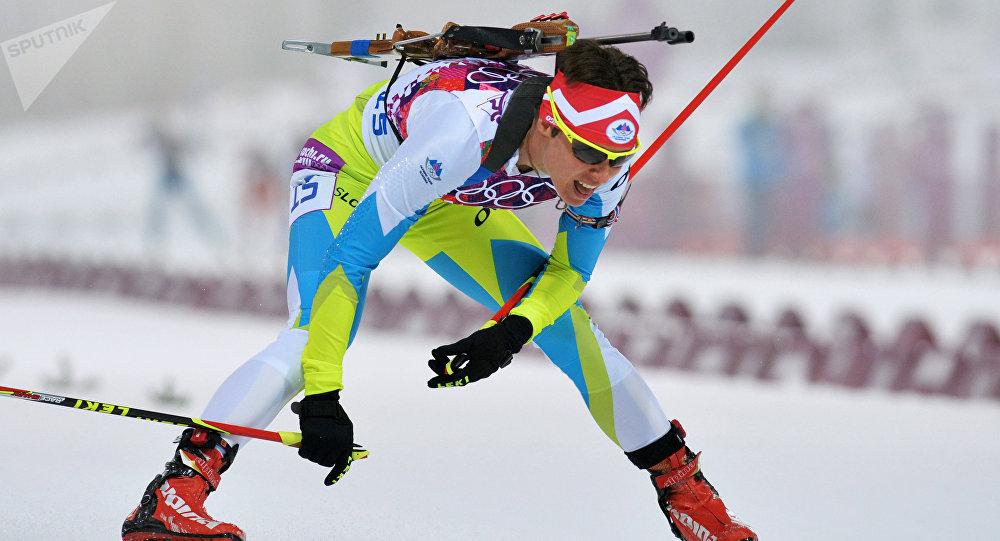 Биатлонистка Грегорин отстранена после перепроверки допинг-проб сОлимпиады