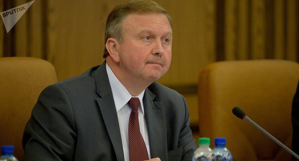 Кобяков встретился севрокомиссаром по задачам расширенияЕС