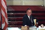 Бывший президент США Джордж Буш старший, архивное фото