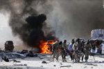По меньшей мере 23 человека погибли и более 30 пострадали в субботу в результате атаки на отель, расположенный в сомалийской столице Могадишо