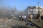 Взрыв в Могадишо, архивное фото