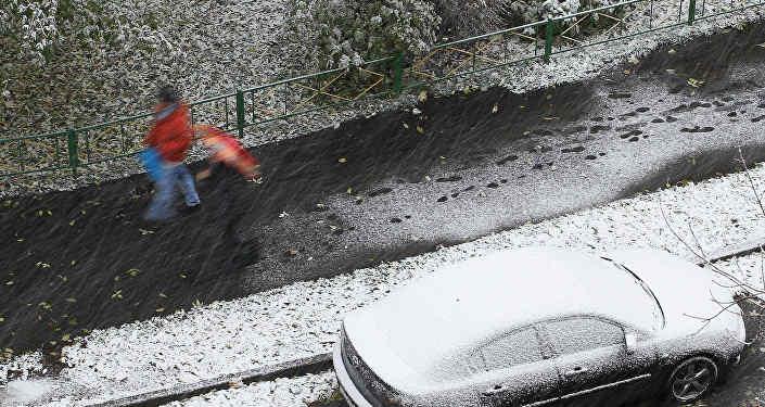 В Беларуссии объявлен оранжевый уровень опасности