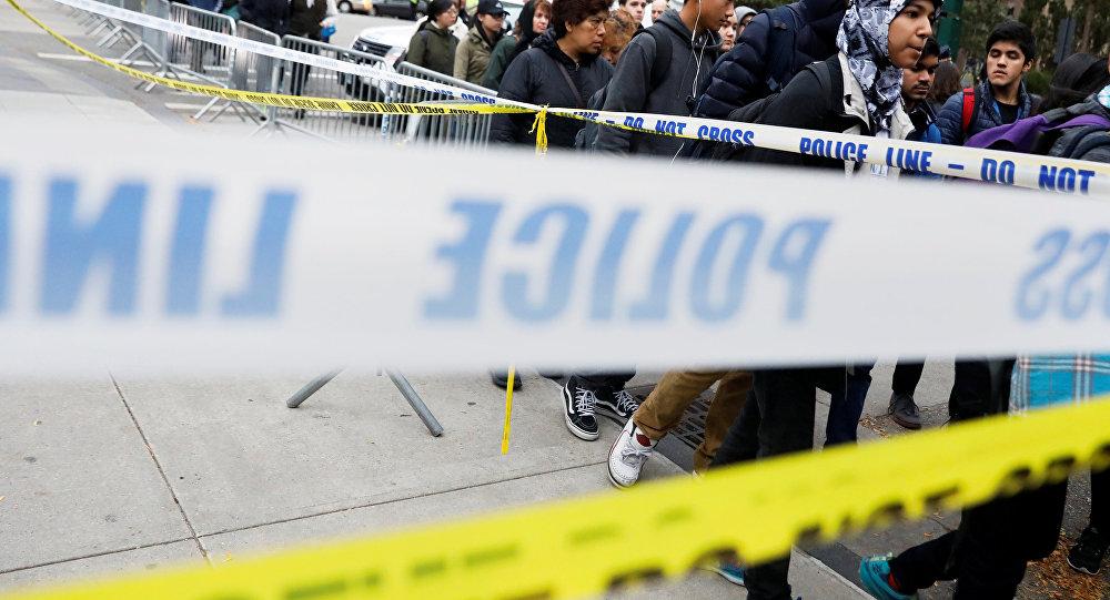 ВНью-Йорке мужчина убил женщину ипокончил ссобой