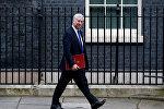 Министр обороны Великобритании Майкл Фэллон, архивное фото
