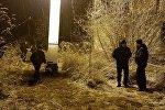 На месте трагедии в Могилеве работают следователи