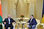 Лукашенко встретился в ОАЭ с президентом Украины