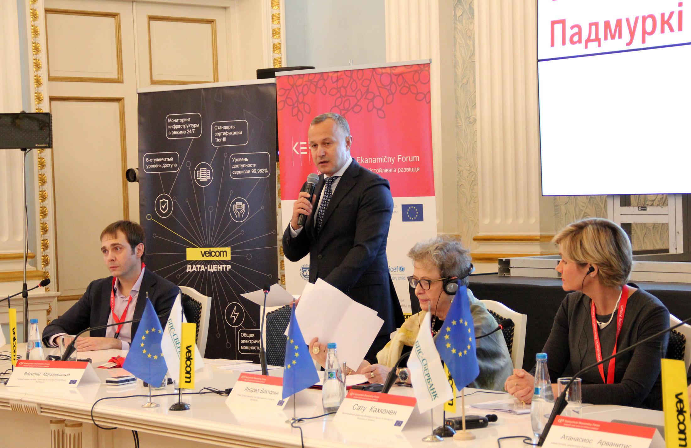 Матюшевский: 8 из 10 документов по либерализации бизнеса уже подписаны