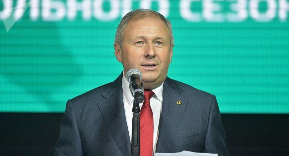Игорь Криушенко продолжит возглавлять сборную Белоруссии пофутболу