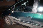 Автомобиль, сбивший ребенка в Берестовицком районе