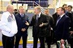 Вице-премьер Василий Жарко посетил тренировочный сбор женской сборной по теннису