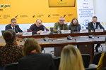 Панельная дискуссия Влияние СМИ и социальных технологий на общественное мнение в МПЦ Sputnik Беларусь
