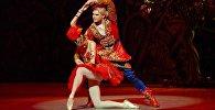 Андрис Лиепа в балете Жар-птица