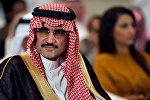 Принц Саудовской Аравии Аль-Валид бин Талал, архивное фото