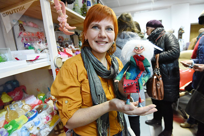 Екатерина Макарова творит под псевдонимом Крэйда