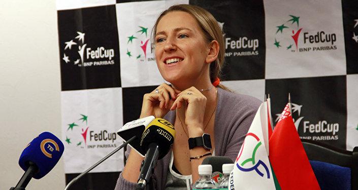 Арина Соболенко вполне может стать «Прорывом месяца» WTA