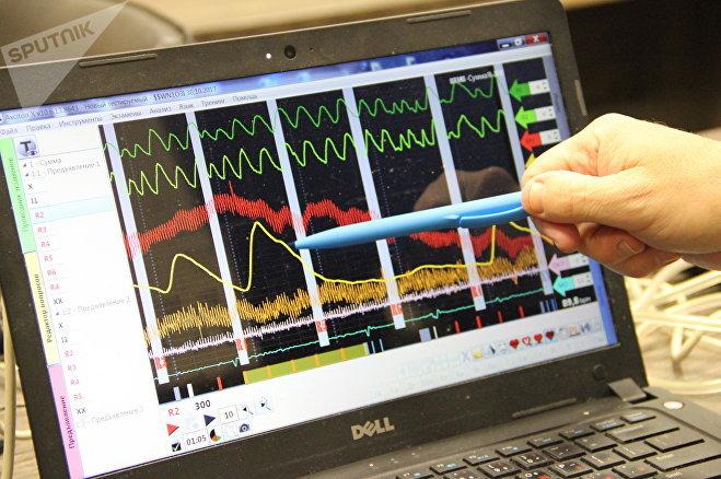 На 90% результативность полиграфной проверки зависит от квалификации специалиста, который работает с детектором лжи