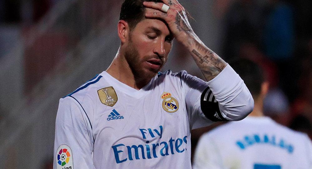 Серхио Рамос: переход Неймара в«Реал» былбы плюсом для нашей команды