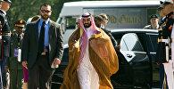 Мухаммед ибн Салман Аль Сауд, архивное фото