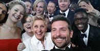 Селфи на Оскаре-2014