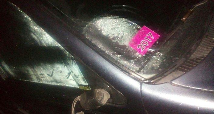 ВТолочинском районе автомобиль насмерть сбил женщину