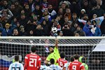 Товарищеский матч Россия - Аргентина