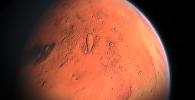 Планета Марс, архивное фото