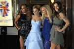 Британская поп-группа Spice Girls может воссоединиться в 2018 году