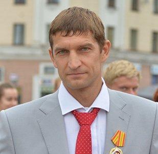 Белорусский теннисист и бизнесмен Максим Мирный