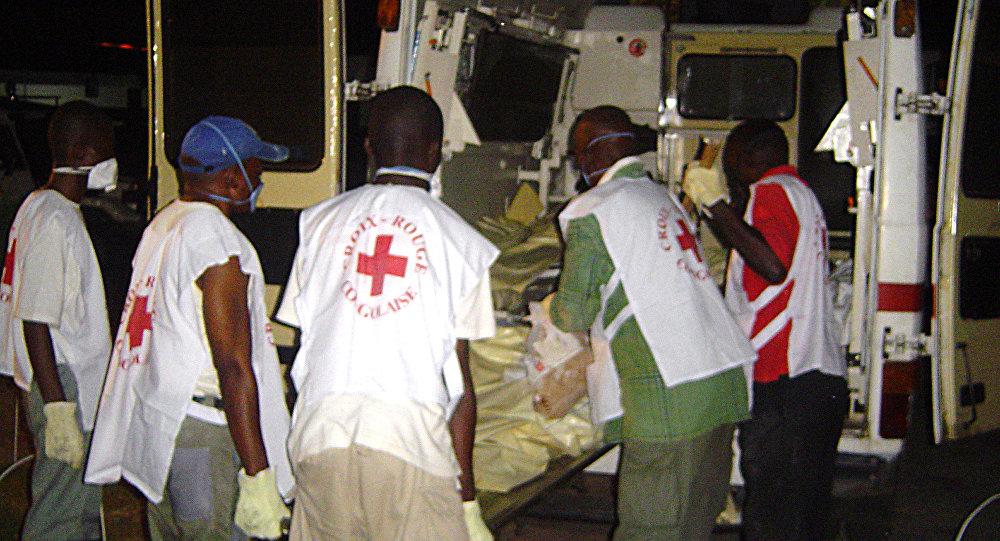 33 человека погибли в итоге крушения поезда вКонго