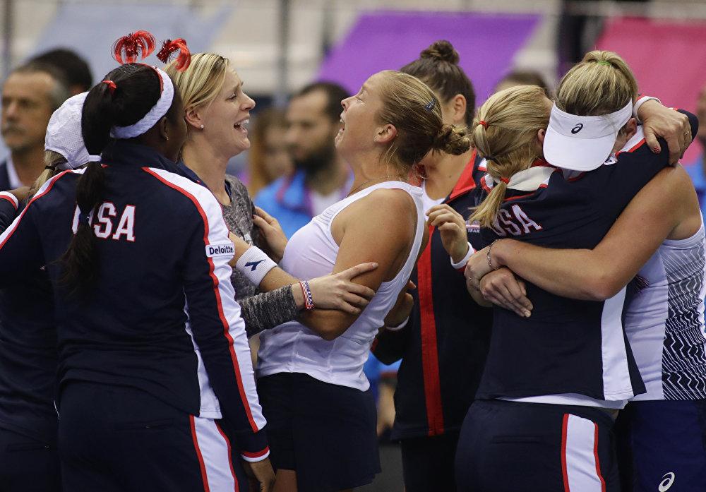 Женская сборная США по теннису